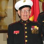 Marine of the Year 2007-- Hank Clemmenson