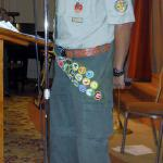 Christopher M Poteet, Troop #002, 11.18.2014