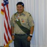 Jullian Angel Vallego, Troop #65, 03.28.2015