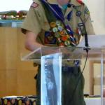 Ryan Michael Cleland, Troop #165, 05.30.2015