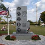 Giannone Monument on Marco Island to honor all Veterans