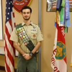 Dominic DeMarco, Troop #2001, 11.20.2016