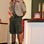 Kevin W Steward, Troop #243;  27 October 2018