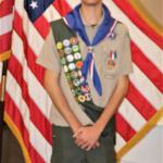 Cole Ormond Wilkinson, Troop #214, April 7, 2019